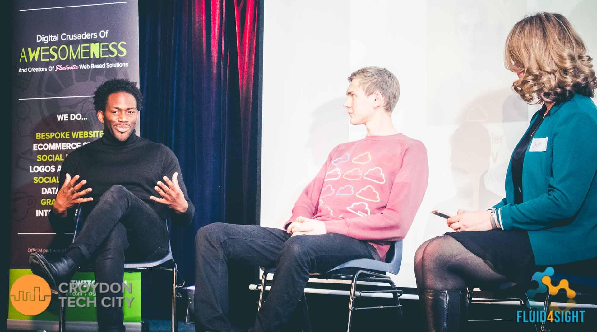 croydon tech city interview Jan 2016